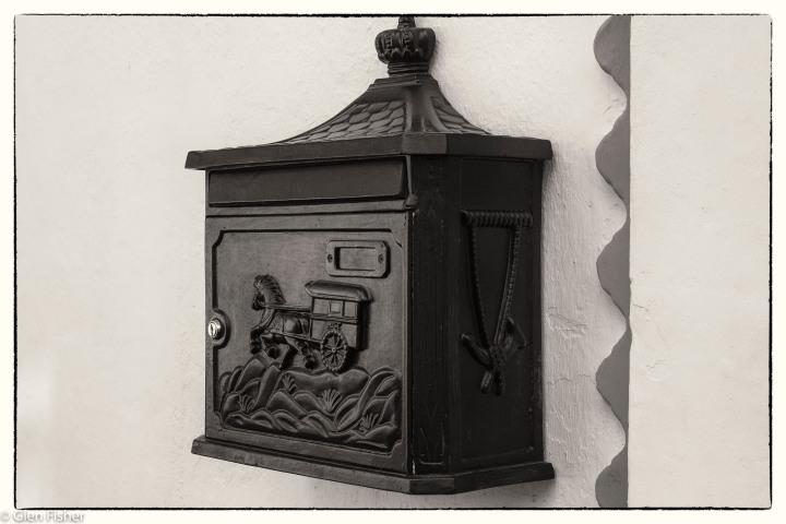 Letterboxes, Ronda, OldTown
